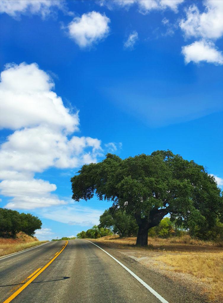 Teksasin hiljaiset tiet