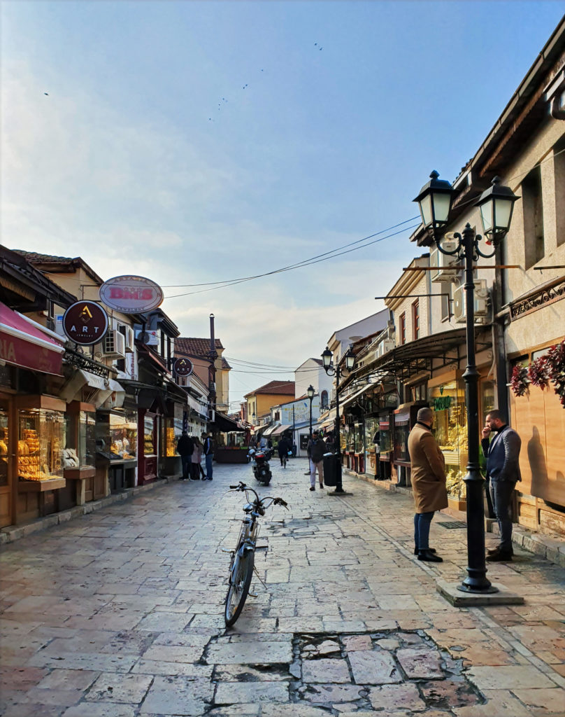 Skopje - vanha kaupunki