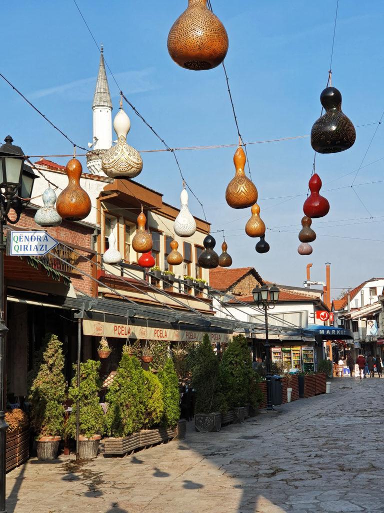 Skopje vanha kaupunki