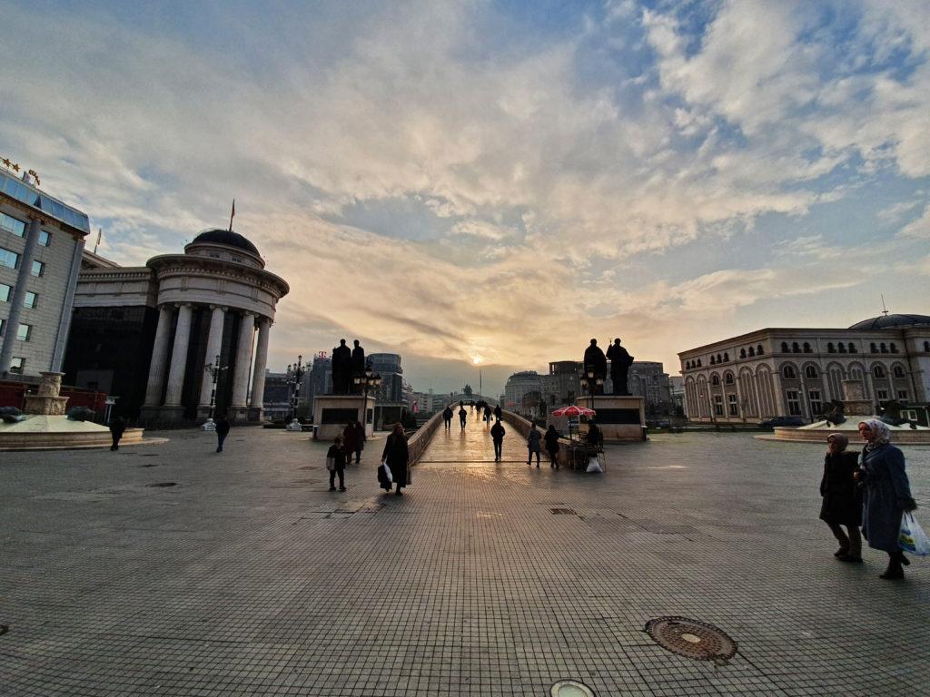 Skopje kivisilta