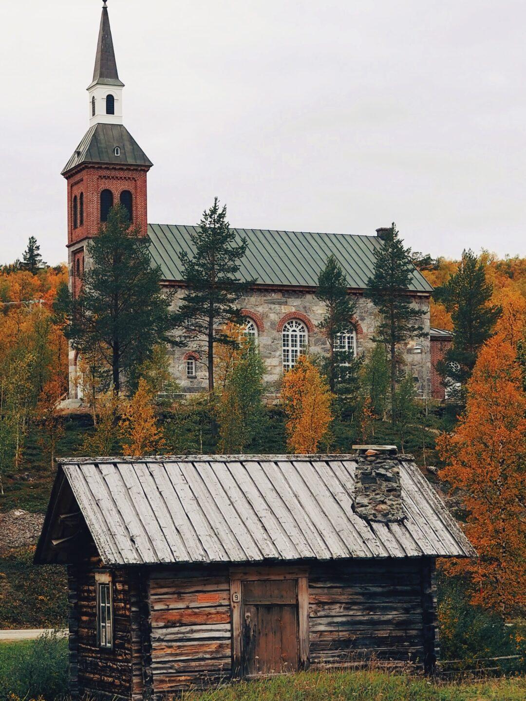 Utsjoen kirkko